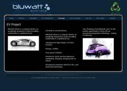 BluWatt Australia has a new website, and have taken their message online.