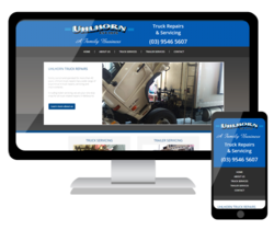 We have launched a new website for Uhlhorn Truck Repairs, outlining their truck repairs & servicing.
