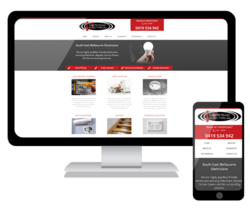 We have launched a new website for Mepstead Electrical, outlining their residential and commercial electrical services.