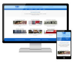 We have launched a new website for WSF in Bayswater to promote the coolroom manufacturing and installation services.