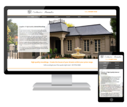 We have launched a new mobile friendly product website for Exclusive Facades