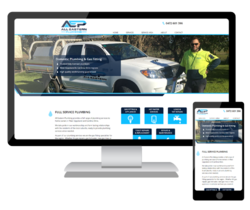 We have launched a new mobile friendly website for All Eastern Plumbing.