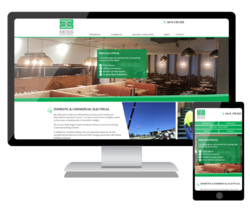 We have launched a new mobile friendly website for Bess Electrical!