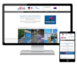 We have launched a new mobile friendly website for Wagon Paints!